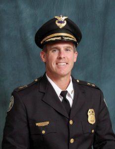 Chief Jeffrey Glazier